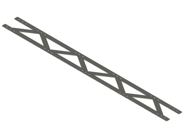 Cordolo a traliccio - Traliccio per muro da 30cm